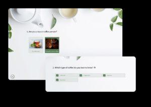Customer feedback survey invitation examples