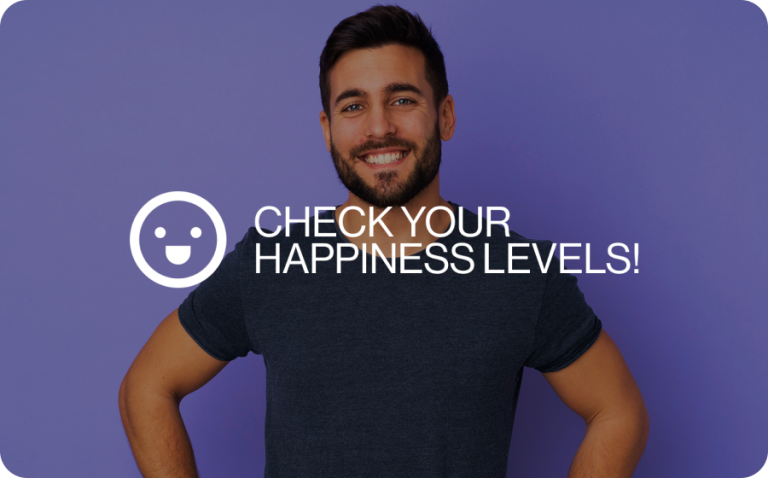 Monthly Happiness Check-In Template