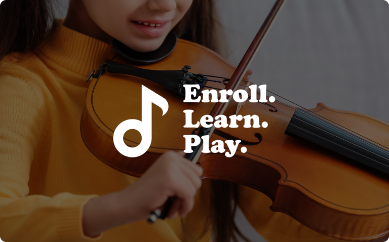Music School Registration Form Template
