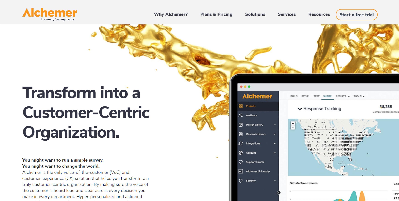 Alchemer - Google Forms alternative