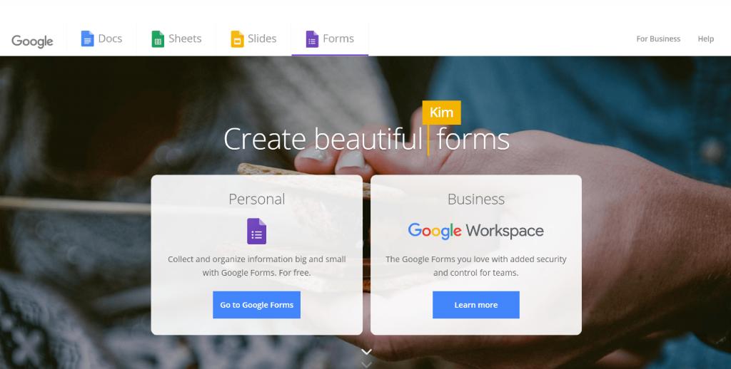 Google Forms- QuestionPro Alternatives