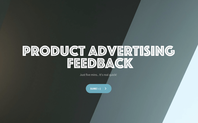 product-advertising-feedback