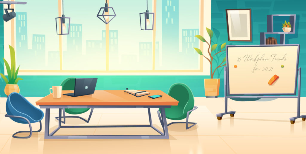 10 Workplace Trends for 2021