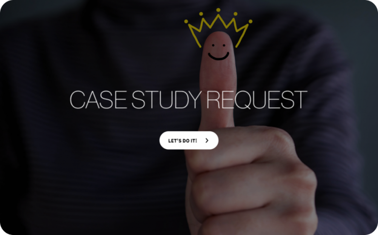 Case Study Request Form Template