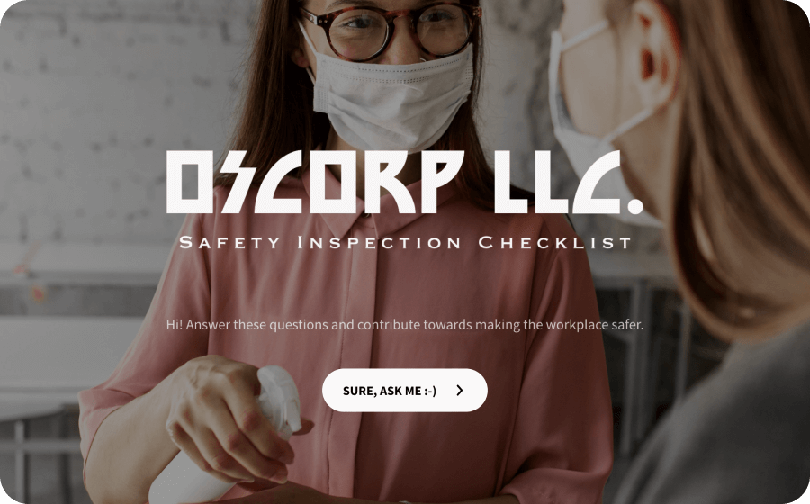 daily safety inspection checklist
