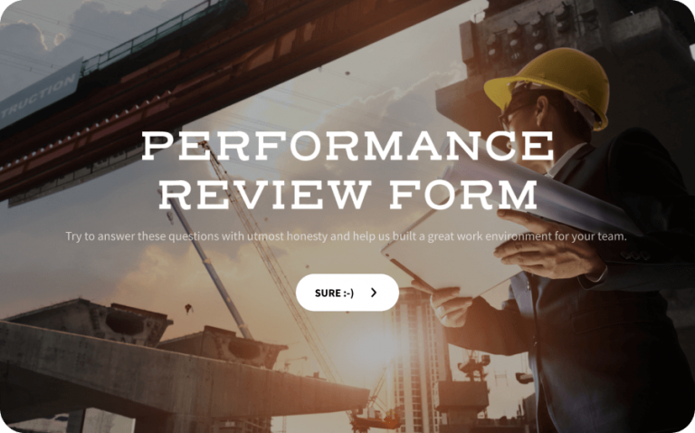 engineering performance review template