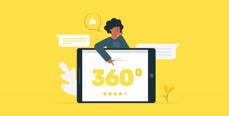 360 degree feedback survey: an A-Z guide | Free Template