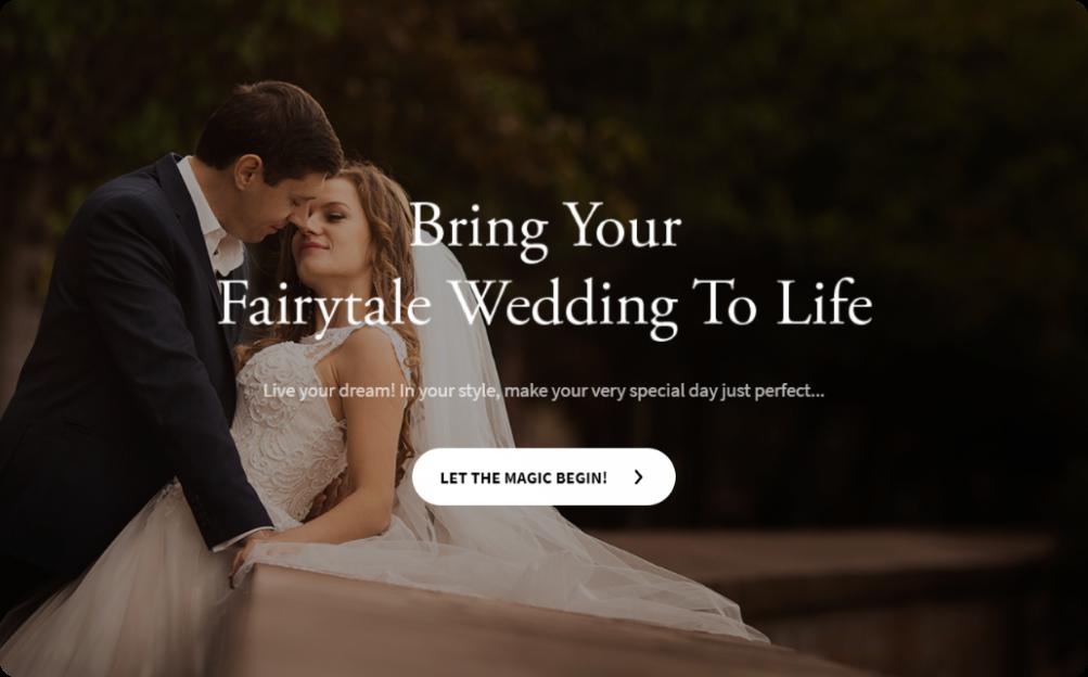 Wedding Planning Survey Template