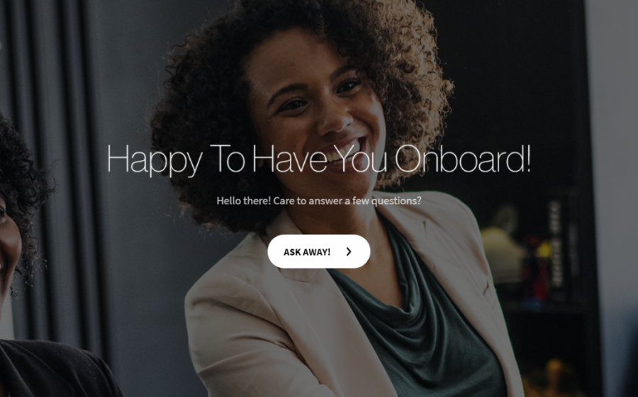 Client Onboarding Survey Template