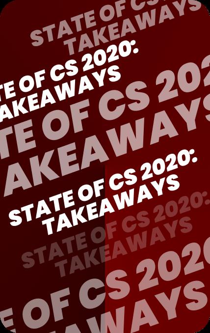 State of CS