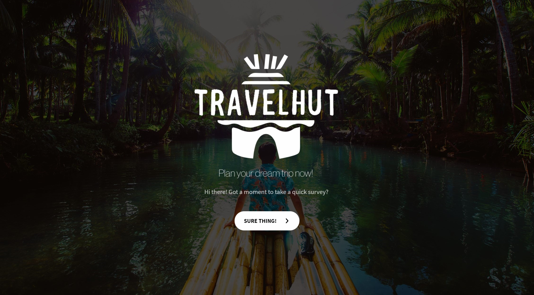 travel agency survey template