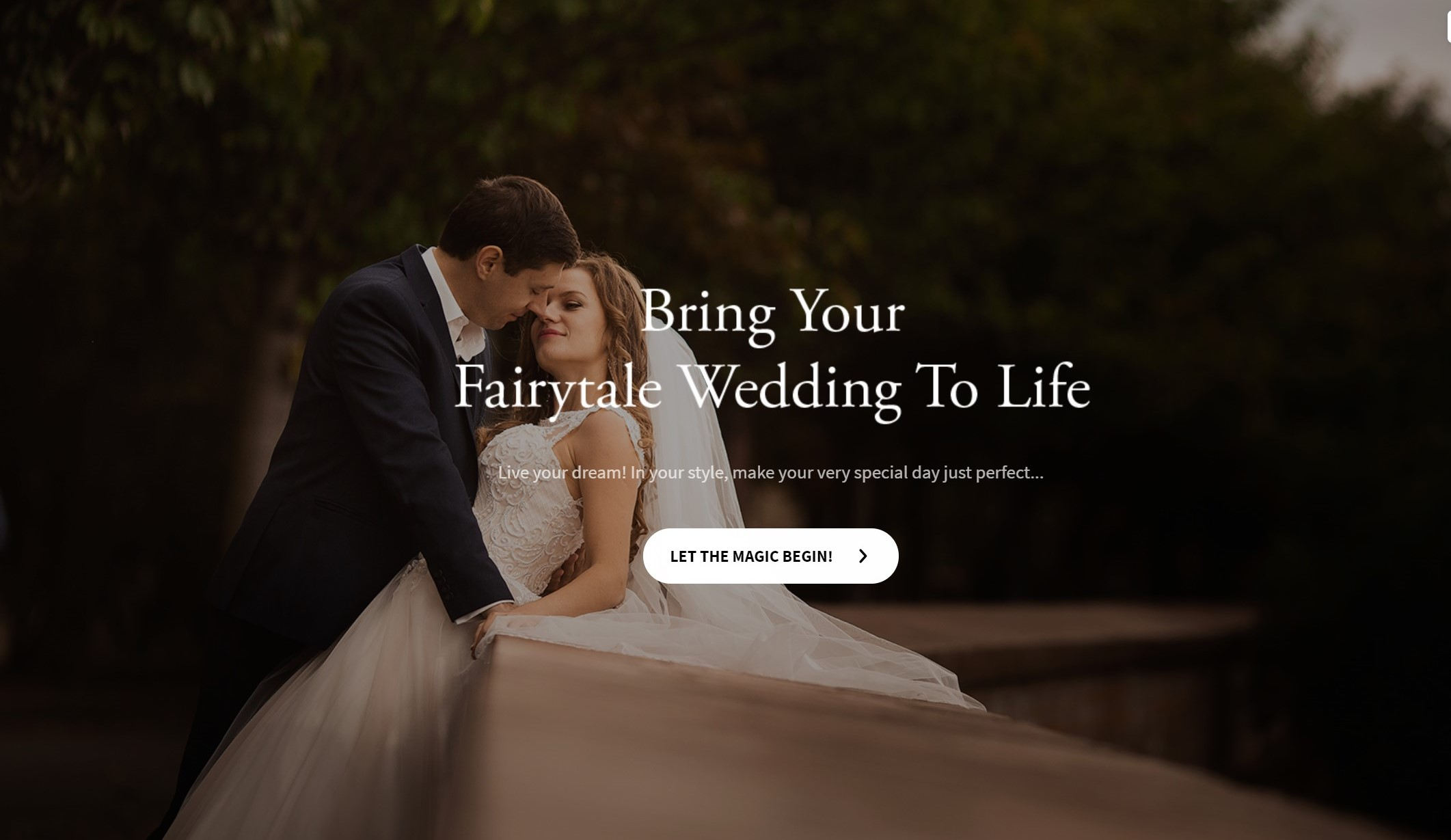 wedding planner survey template