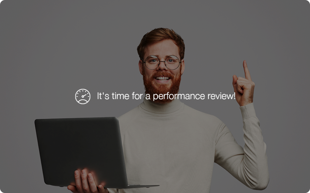 Software Developer Performance Review Template