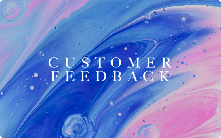 customer information form template