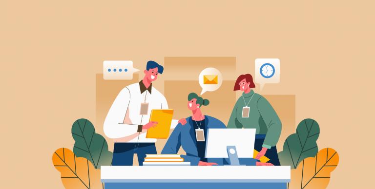 Improve employee performance surveysparrow