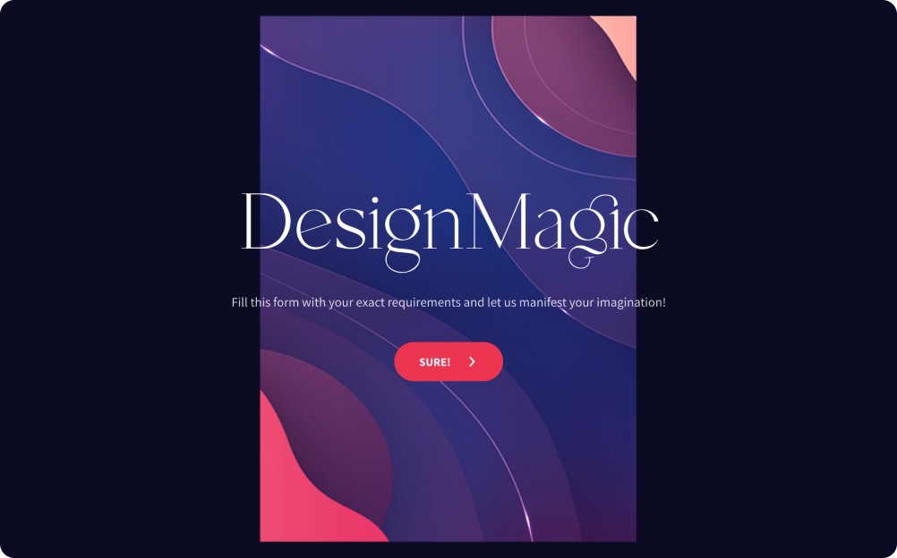 logo design questionnaire template