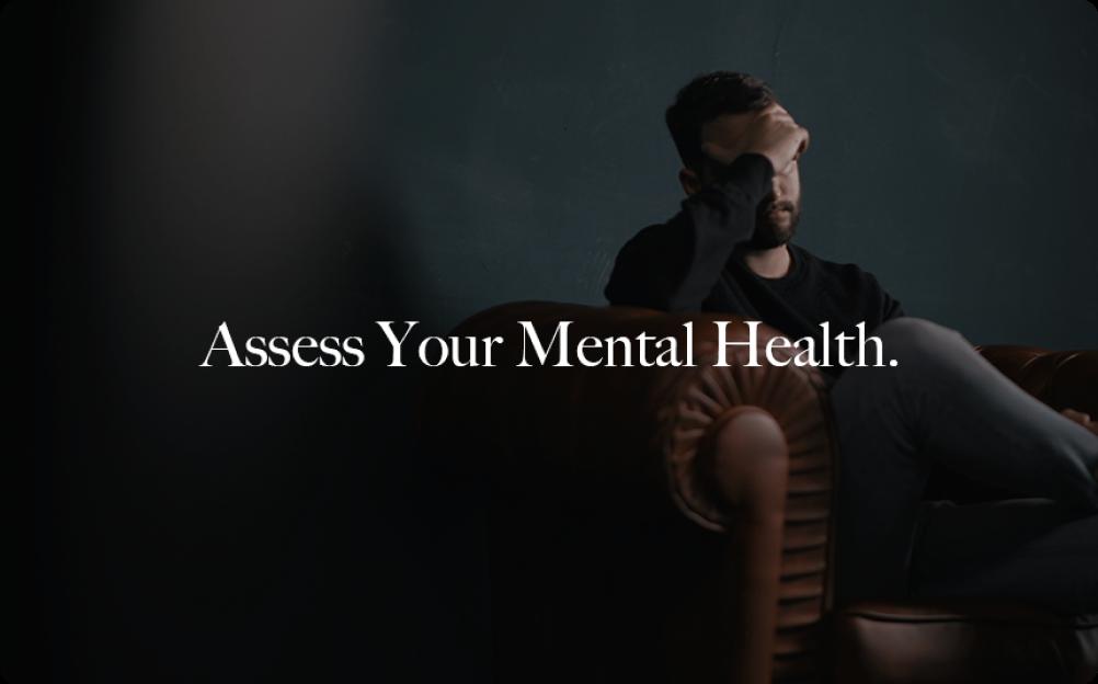 mental health survey template