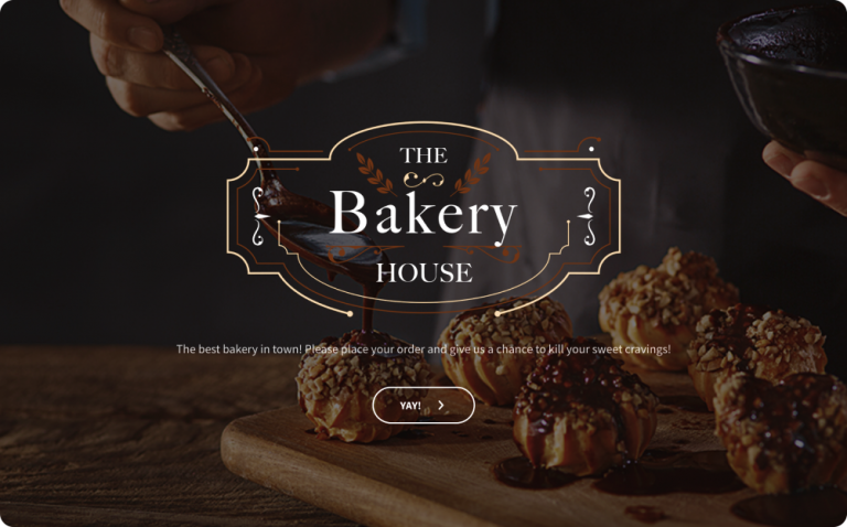 bakery order form template