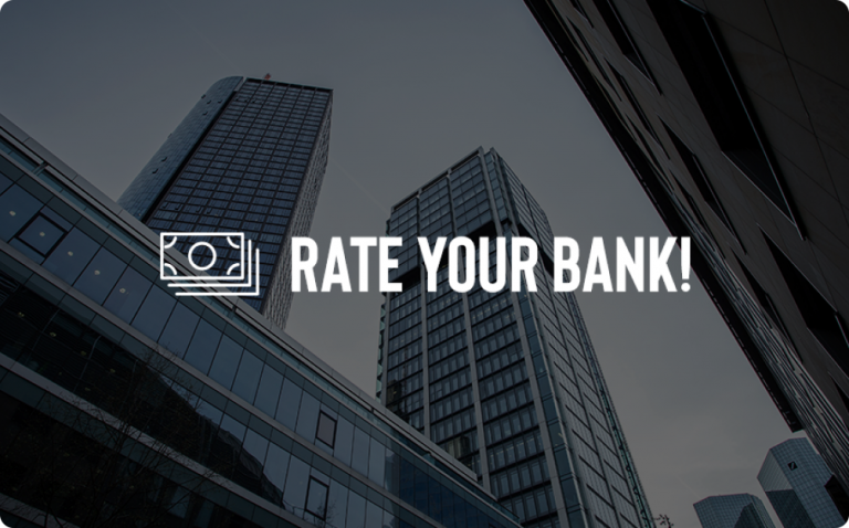 Bank Account Survey Template