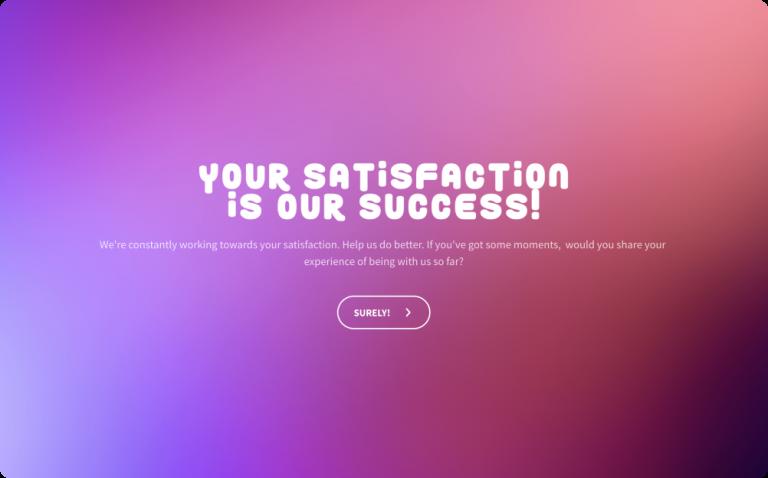 Customer Retention Survey TemplateCustomer Retention Survey Template