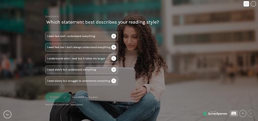 Reader interest survey questions-1