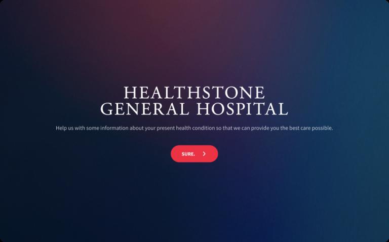patient information form template