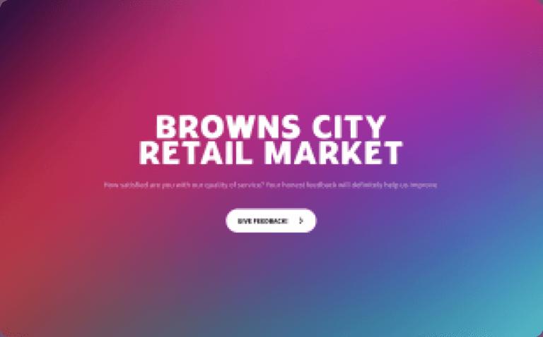 retail store evaluation survey template