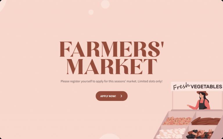 vendor application form template