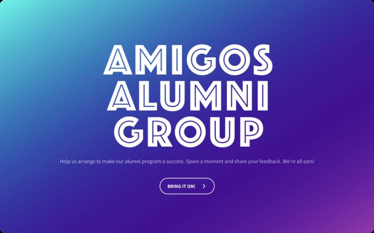 Alumni Engagement Survey Template