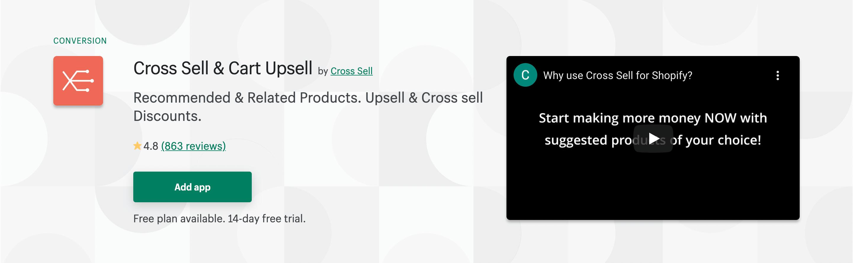 cross sell